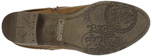 Boot Women's by Carlos Ankle Santana Cole Carlos Tan HwvqzBqY6