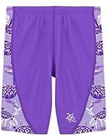Tuga Girls UPF 50+ Jammer Short (UV Sun Protective)