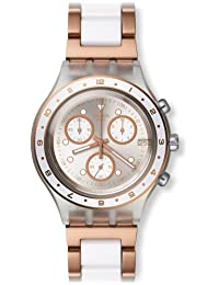 SWATCH HAT TRICK SVCK4080AG CHRONOGRAPH NEW WATCH