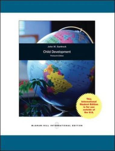 Child Development, 13th Edition