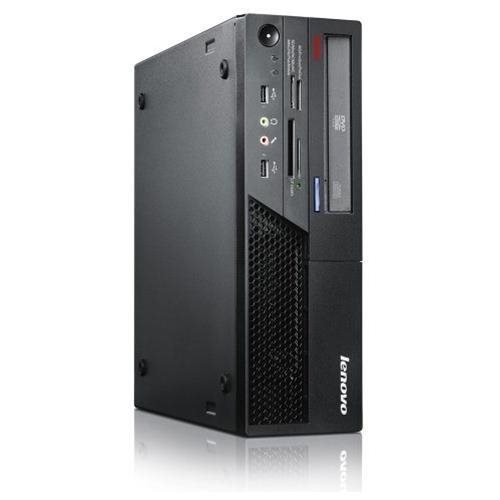Lenovo ThinkCentre M81 Small Form Factor Desktop Computer (Intel Quad-Core i5 up...