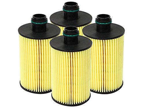 aFe Power 44-LF035M 4 Pack RAM 1500 EcoDiesel Oil Filter