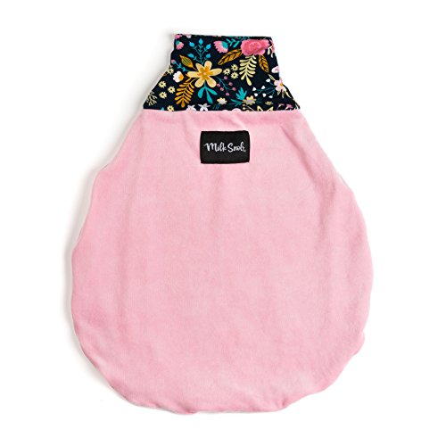 Pink Plaid Announcement - Milk Snob Pouch Pink Folklore (0-6 Months)