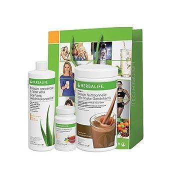 Herbalife - Pack de desayuno (fórmula 1 Douceur de frutas rojas ...