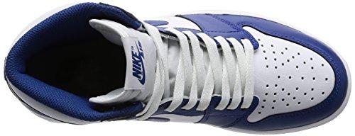 Zapatillas De Baloncesto Jordan Nike Hombres Air 1 Retro High Og Blanco / Azul TorHombresta