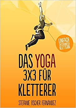 Book Das Yoga-3x3 für Kletterer
