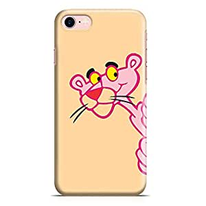 Loud Universe Pink Panther iPhone 7 Case Pink Panther hiding iPhone 7 Cover with 3d Wrap around Edges