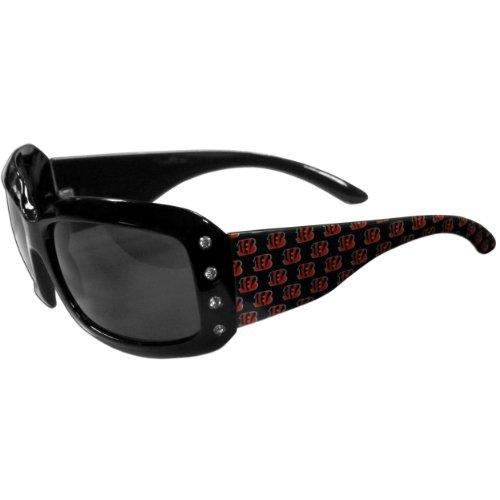 NFL Cincinnati Bengals Women's Designer - Sunglasses Logos Designer