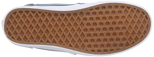 VansW ATWOOD WASHED - Zapatillas mujer Verde - Green ((washed Canvas) Deep