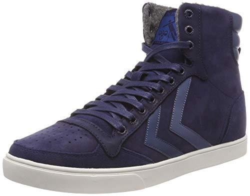 Oiled Erwachsene Unisex Sneaker High Hummel Duo Peacoat Stadil Slimmer qZXdO5aw