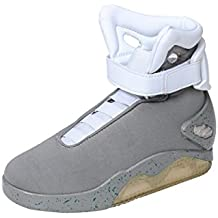Fun Costumes Back to the Future 2 Light Up Movie Shoes