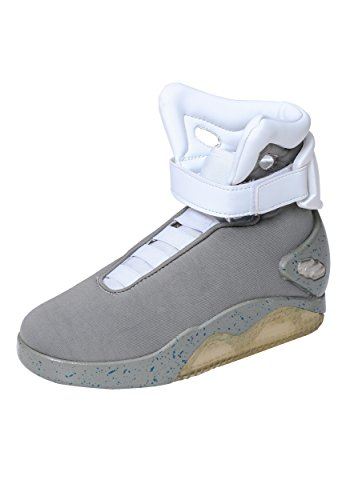Back to the Future 2 Light Up Shoes - 10 - Back To The Future Shoes