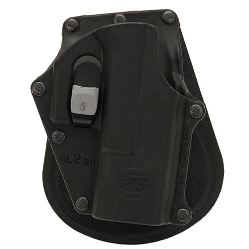 Fobus GL2DPH Digital Path Holster for Glock 17, 19, 19X, 22, 23, 31, 32, 34, 35, Right Hand Paddle]()