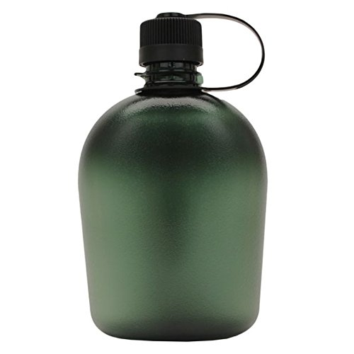 Texsport 34 oz. BPA Free Tritan Water Bottle Canteen by Texsport
