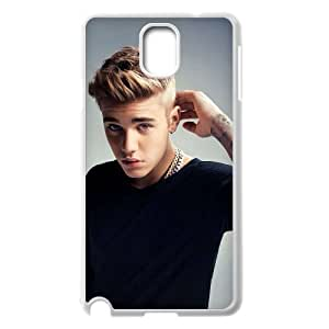 High Quality {YUXUAN-LARA CASE}Singer Justin Bieber For Samsung Galaxy NOTE3 STYLE-18