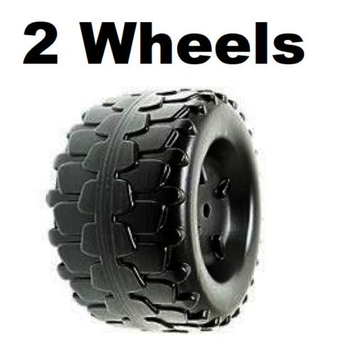 Power Wheels 2 Pack by Fisher Price, Jeep Wrangler Wheels B7659-2459 ()