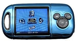 Disney Mix Mvp Media Player - Blue Chrome