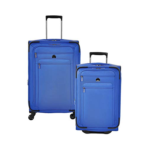 Delsey Paris Luggage Helium Sky 2.0 | Carry-On 2 Wheel Exp. Trolley & 25