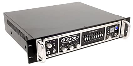 Kustom Groove 600HD 600-Watt Bass Amp Head