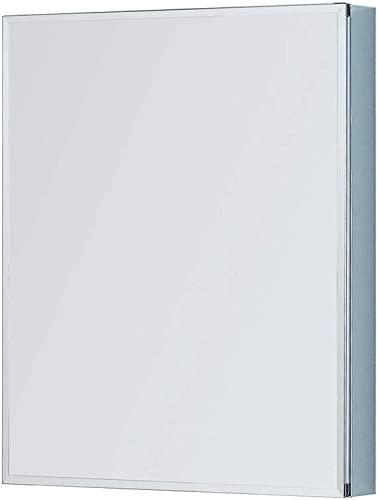Ove Carlow Single Door Mirrored Medicine Cabinet
