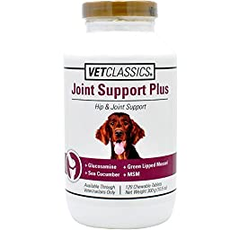 VETCLASSICS Canine Joint Support Plus (120 Tablets
