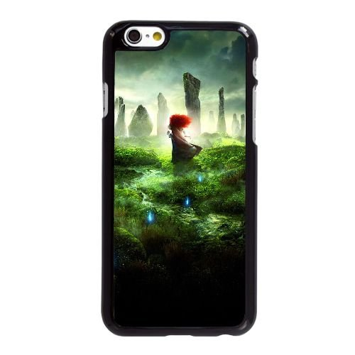 Q8R43 courageux M7I9XP coque iPhone 6 Plus de 5,5 pouces cas de couverture de téléphone portable coque noire WS8LRH5IU