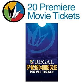 regal free 2d restricted movie ticket