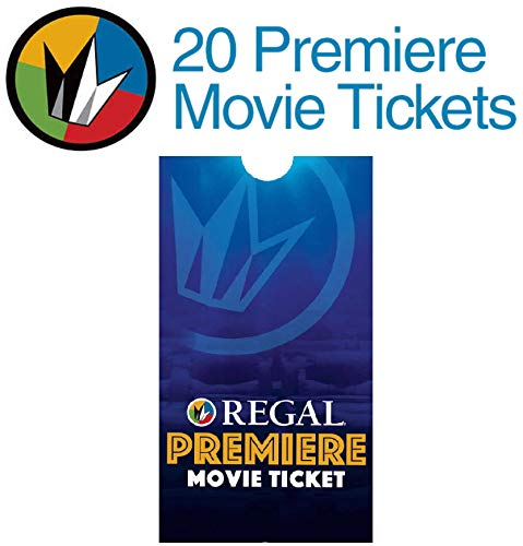 (20 Regal Entertainment Group Premiere Movie Tickets (SAVE $50!))