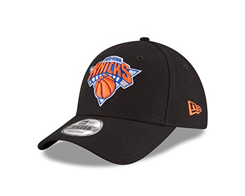 - NBA New York Knicks The League 9Forty Adjustable Cap, Black, One Size