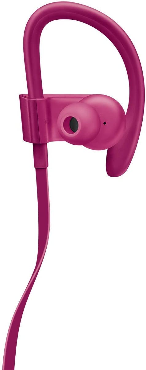 Powerbeats3 Wireless Earphones – Neighborhood Collection – Brick Red Renewed