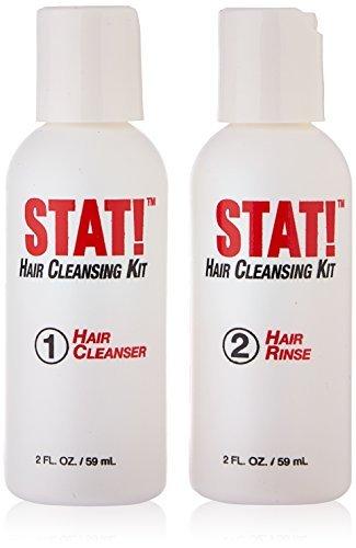 Sarken Nutrition Stat Hair Detox Shampoo Kit Cleans Impur...