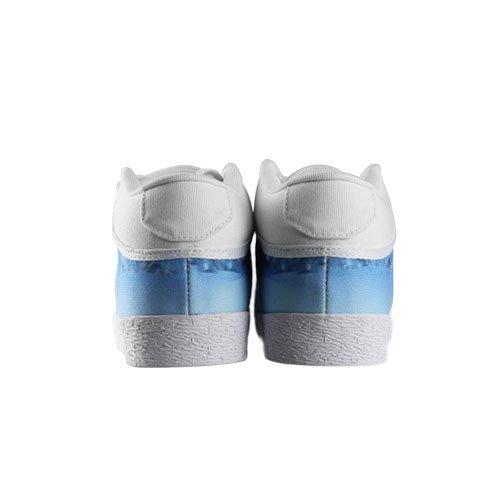 Cheese Navidad Felice Tigre alta Qualit ¨ ¤ Zapatillas Canvas Custom Chukka para le Hombre, EUR 40