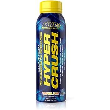 Amazon Com Mhp Hyper Crush Pre Workout Energy Drink
