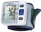 Baymore Digital Wrist Blood Pressure Monitor Cuff