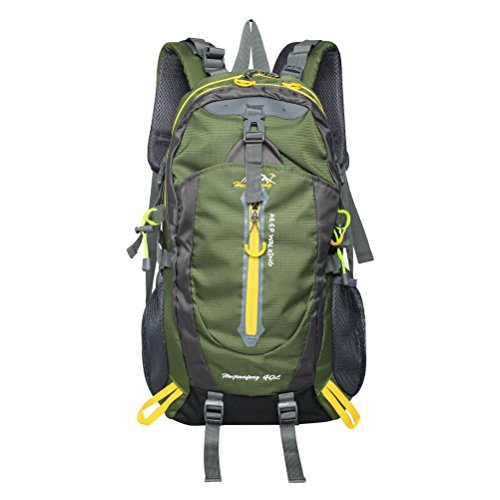 Backpack Sleeping Bag Compartment - 2