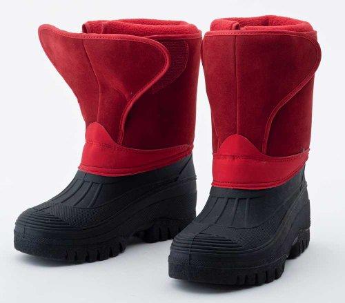 Groundwork - Botas para mujer rojo rojo rojo - rojo