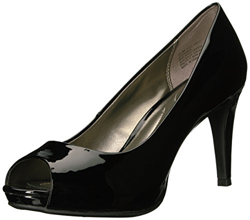 Bandolino Women's Rainaa Pump, Black Patent, 7.5 M US