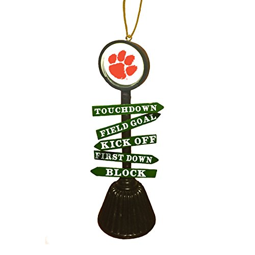 Clemson Holiday Ornament - 3