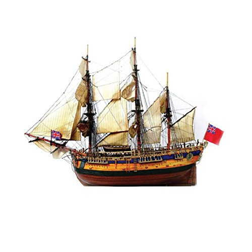 Billing Boats rechnungsstellung Stiefele H.M.S Endeavour Modell Bausatz