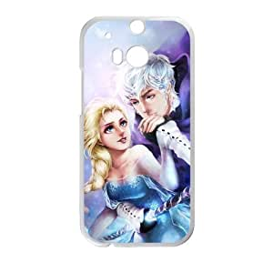 SVF Frozen Princess Elsa Cell Phone Case for HTC One M8
