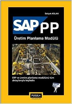 SAP PP Uretim Planlama Modulu