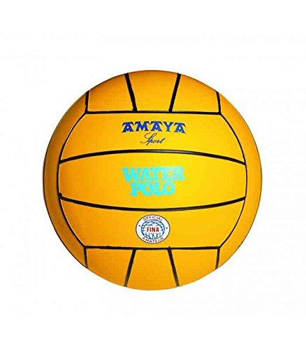 Amaya Sport - Balón Waterpolo talla 5: Amazon.es: Deportes y aire ...