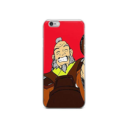 iPhone 6 Case iPhone 6s Case Cases Clear Anti-Scratch Iroh Cover Case for iPhone 6/iPhone 6s, Crystal -