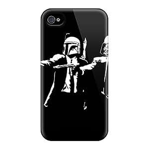 Shock Absorption Hard Phone Cases For Iphone 6plus (rJz5956SDDe) Unique Design Trendy Star Wars Skin