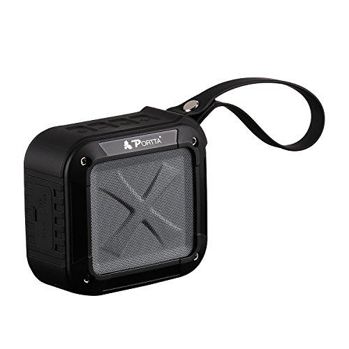 Portta 3 4.1-Channel Home Theater Speaker System, Black, 10 (PETBS-N) by Portta