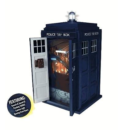 Doctor Who Talking Tardis Bank