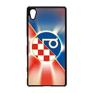 Unique Visual Dinamo Zagreb Phone Case for Sony Xperia Z5 Dinamo Zagreb Logo Phone Case