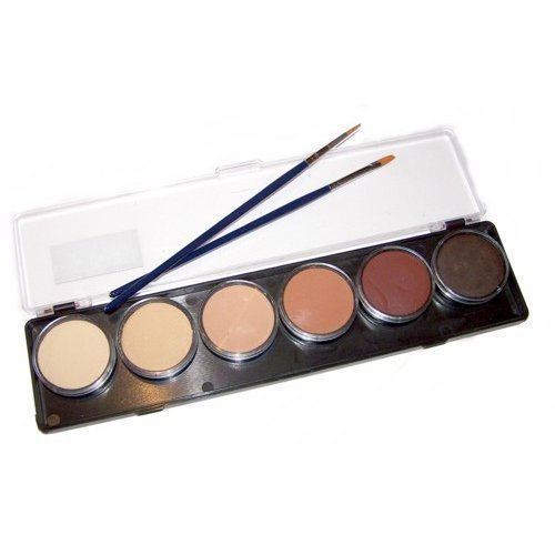 TAG Skin Tone Palette (6 colors)