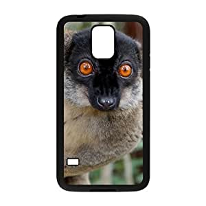 Brown Eyes Hight Quality Plastic Case for Samsung Galaxy S5