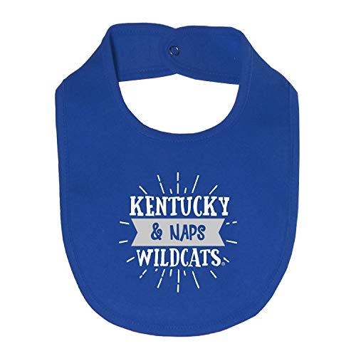 Kentucky Wildcats and Naps Infant Bib ()